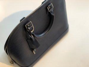 Louis Vuitton Alma PM Epi Leder in Indigo in hervorragendem Zustand