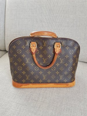 Louis Vuitton Borsa marrone Pelle