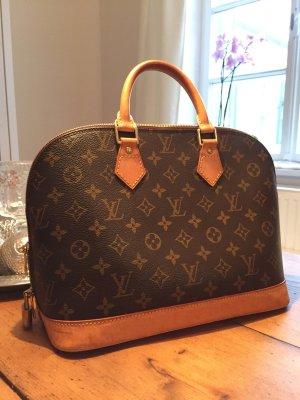 Louis Vuitton Alma PM mit Schultergurt