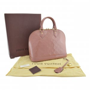 Louis Vuitton Alma PM - Mon. Vernis @mylovelyboutique.com