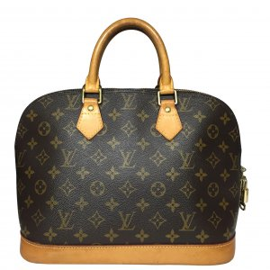 Louis Vuitton Alma PM Monogram Canvas Tasche Handtasche