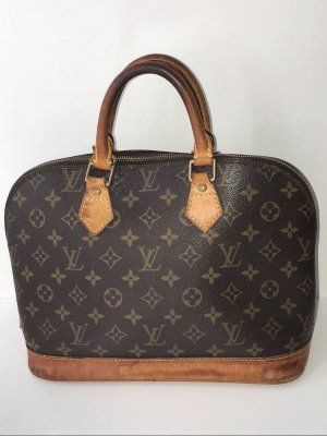 LOUIS VUITTON ALMA TASCHE MONOGRAM