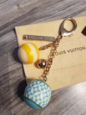 Louis Vuitton Sleutelhanger sleutelbloem-lichtblauw