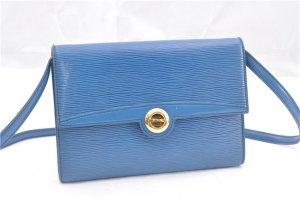 Louis Vuitton Arche blue leather