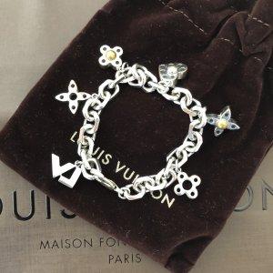 LOUIS VUITTON Armband Silber Modeschmuck