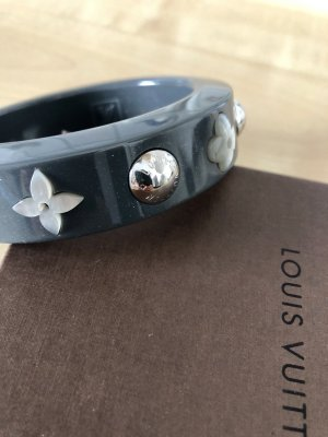 Louis Vuitton Bangle anthracite-silver-colored