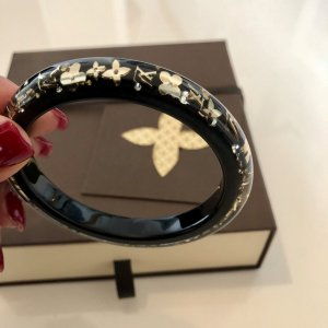Louis Vuitton Bangle black-gold-colored