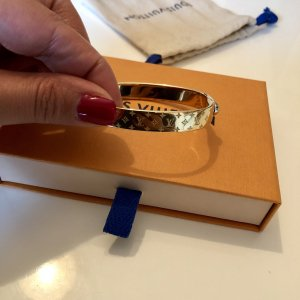 Louis Vuitton Bangle gold-colored