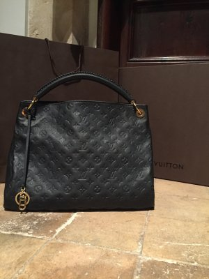 Louis Vuitton Artsy schwarz/gold