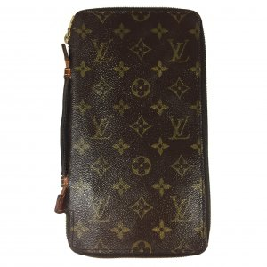 LOUIS VUITTON ATOLL ORGANIZER AUS MONOGRAM CANVAS