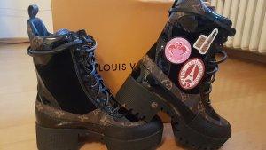 Louis Vuitton Autentic Booties