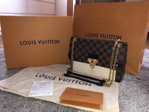 Louis Vuitton Bolso marrón-crema