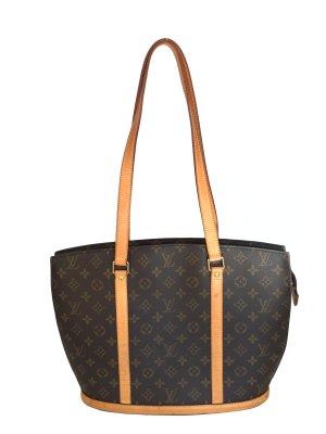 Louis Vuitton Babylone Monogram Canvas Tasche Handtasche