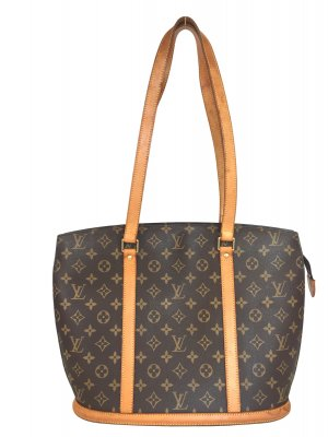 LOUIS VUITTON BABYLONE SCHULTERTASCHE AUS MONOGRAM CANVAS