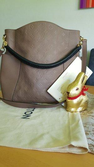"""Louis Vuitton """" BAGATELLE"""" Empreinte neuwertig m.Rechnung"""