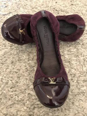 Louis vuitton Ballerina gr 37