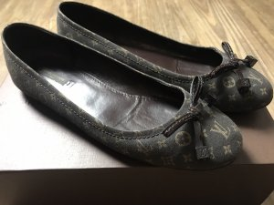 Louis Vuitton Ballerines brun