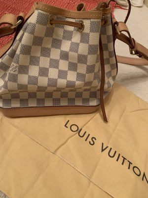 Louis Vuitton bb noé damier azur