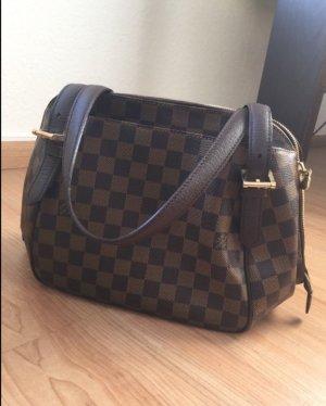 Louis Vuitton Bolsa marrón-marrón oscuro