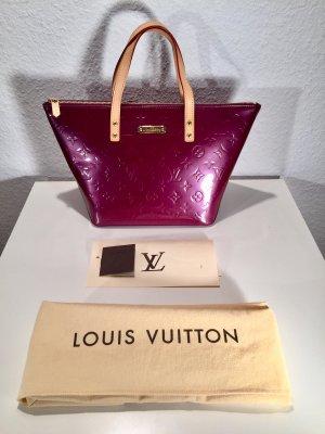 Louis Vuitton Bellevue PM Vernis Violette Handtasche