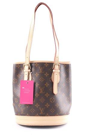 Louis Vuitton Pouch Bag allover print classic style