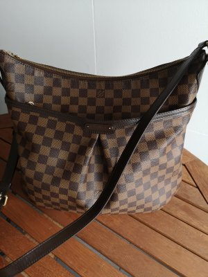 Louis Vuitton Bandolera marrón-marrón oscuro