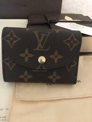 Louis Vuitton Portafogli marrone Pelle