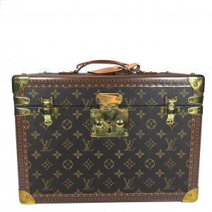LOUIS VUITTON BOITE PHARMACIE BEAUTY CASE KOFFER MONOGRAM CANVAS