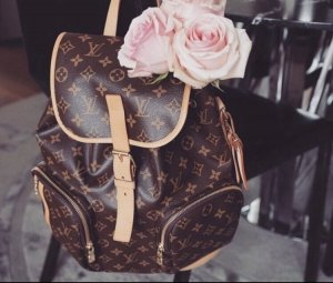 Louis Vuitton Bosphore Rucksack