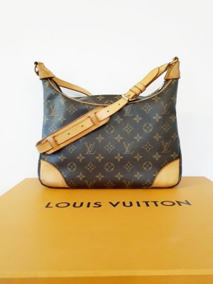 Louis Vuitton Bolso color bronce
