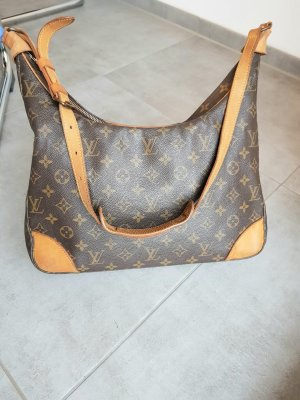 Louis Vuitton Boulogne 35 Schultertasche Original