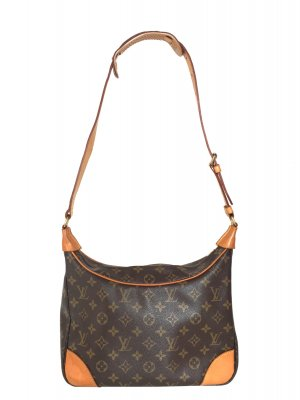 LOUIS VUITTON BOULOGNE SCHULTERTASCHE AUS MONOGRAM CANVAS