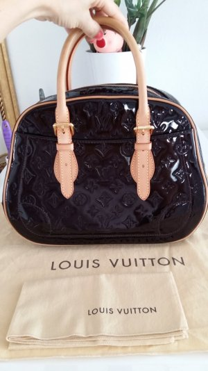 Louis Vuitton Sac Baril bordeau
