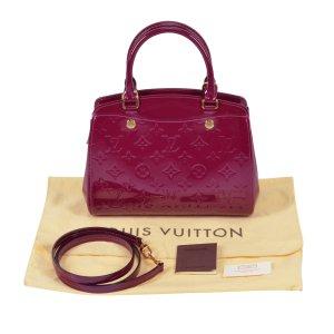 Louis Vuitton Bréa PM Mon. Vernis Leder Handtasche @mylovelyboutique.com