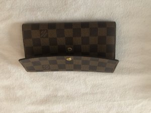 Louis Vuitton Brieftasche in Damier Ebony