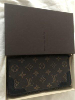 Louis Vuitton Brieftasche Retiro schwarz
