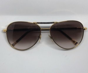 Louis Vuitton Brille mit Case & Rechnung