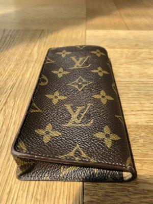 Louis Vuitton Brillenetui/ Hülle/ Tasche