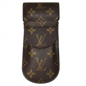 Louis Vuitton Brillenetui Stifteetui Mäppchen Monogram Canvas