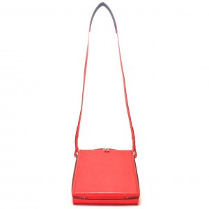 Louis Vuitton Bruce Damier Glace Coral Orange Tasche Handtasche Crossbody
