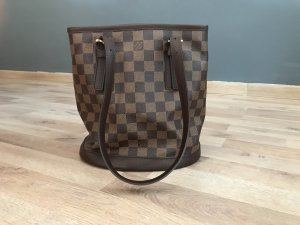 Louis Vuitton Bucket Bag Marais Damier Ebene