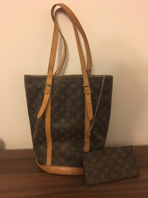 Louis Vuitton Bucket Bag Monogram Canvas