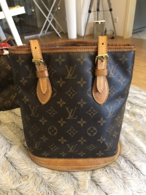 Louis Vuitton Bucket PM Monogramm