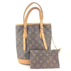 Louis Vuitton Bucket und Pouch - Set