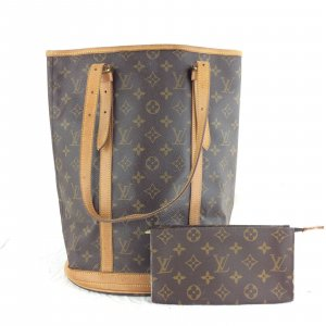 Louis Vuitton Bucket und Pouch - Set XL