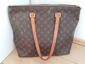 Louis Vuitton Cabas Mezzo in Monogram Canvas