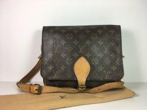 Louis Vuitton Cartouchiere Umhängetasche Monogram