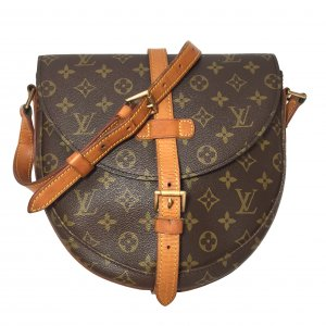 Louis Vuitton Chantilly GM Monogram Canvas Tasche Handtasche Crossbody