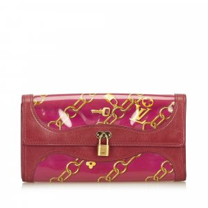Louis Vuitton Charm Line Bifold Long Wallet