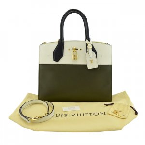 Louis Vuitton City Steamer Tote MM